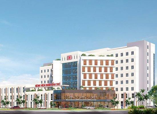 Bệnh viện đa khoa Nam Cần Thơ DNC
