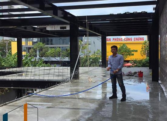 Cấu tạo nhà khung thép tiền chế cho công trình dân dụng