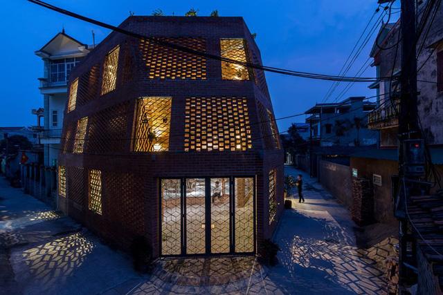 Những công trình nhà ở ấn tượng nhất 2018