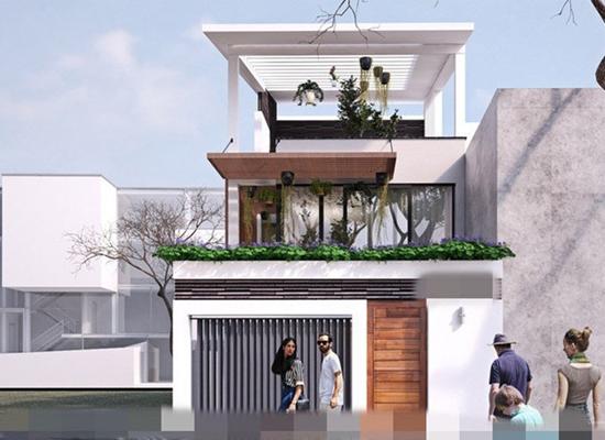 10 mẫu nhà 3 tầng siêu đẹp được ưa chuộng năm 2019
