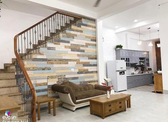 Mù tịt kiến trúc, mẹ trẻ Bình Dương vẫn gây sốt với căn nhà tự thiết kế đẹp như mơ