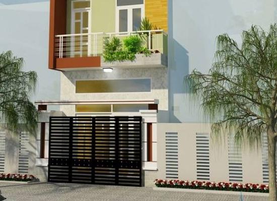Ngôi nhà tuyệt đẹp với kiến trúc phong cách hiện đại