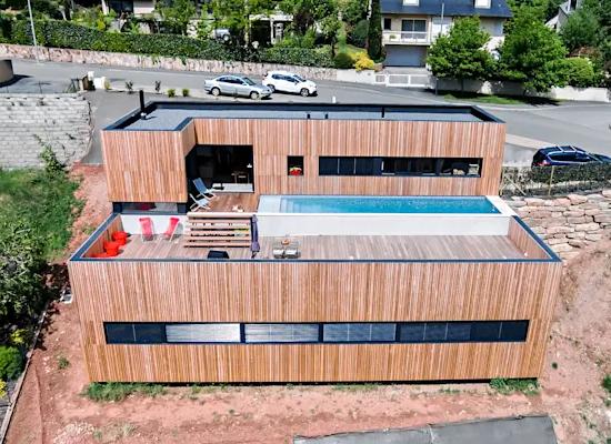 Lưu lại hơn 100 ngôi nhà thép tiền chế đẹp nhất để bạn xây cực nhanh -P1