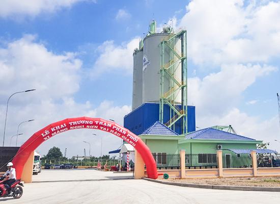 Các giai đoạn xây dựng nhà xưởng công nghiệp