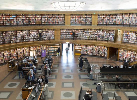 Ngắm 4 thư viện thú vị nhất hành tinh