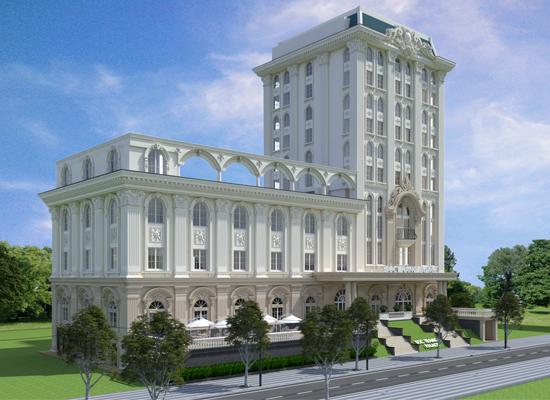 Nhà hàng - Khách sạn Sóc Trăng Palace