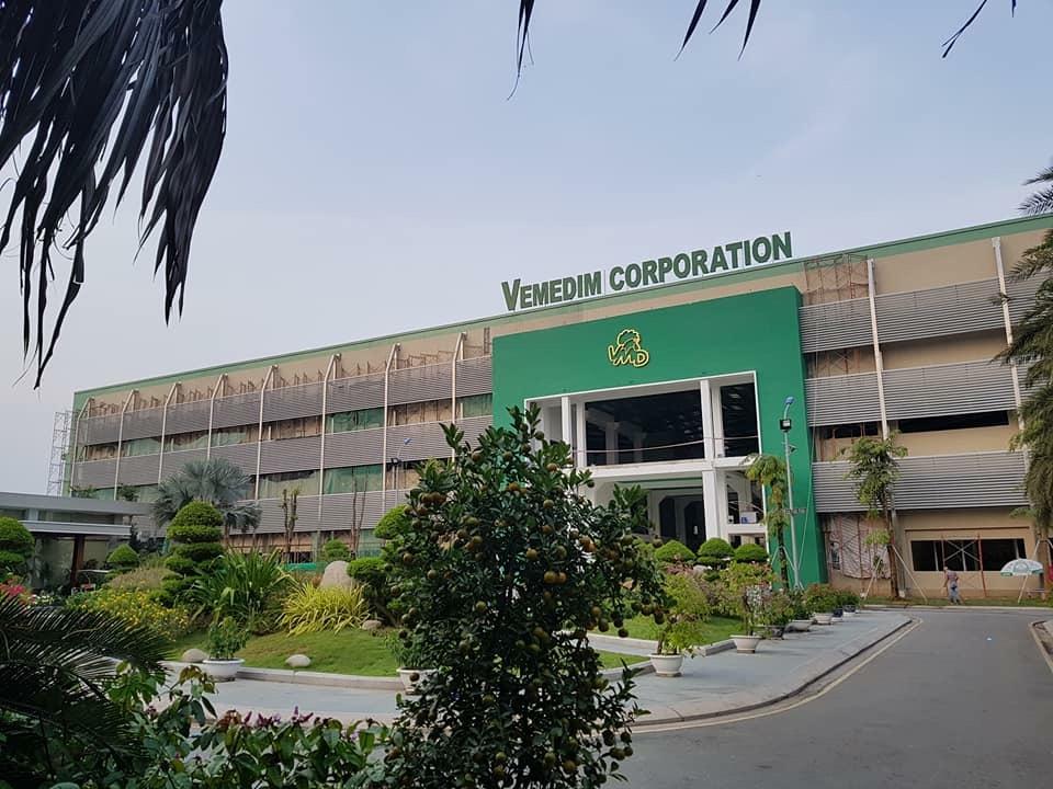 Nhà máy Vemedim