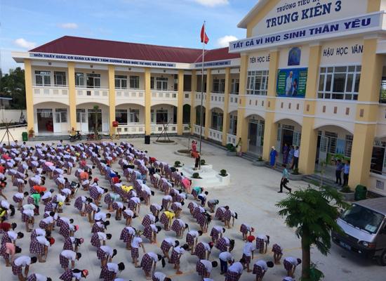 Trường tiểu học Trung Kiên 3